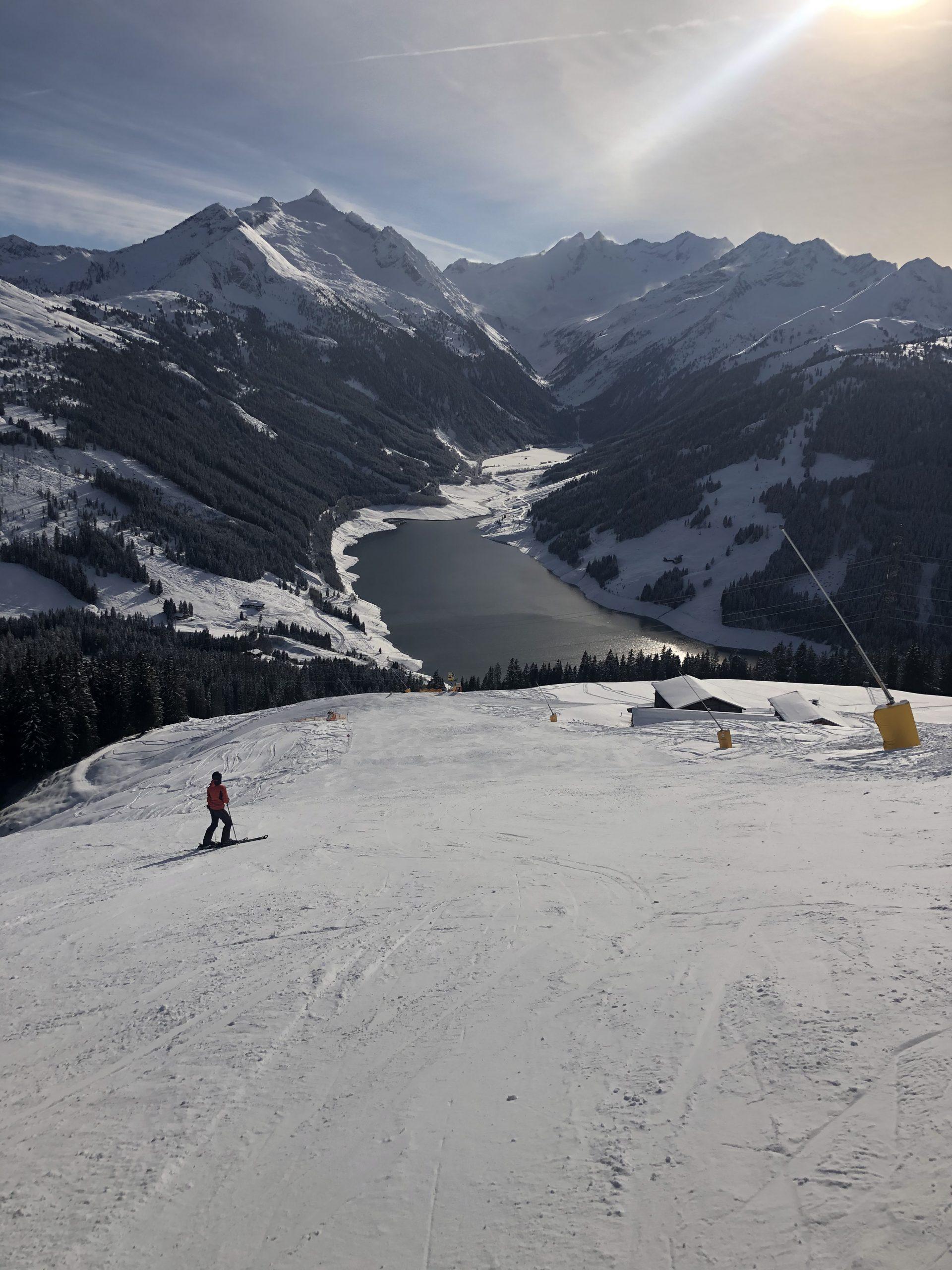 Skiën tijdens de lockdown in de Zillertal Arena