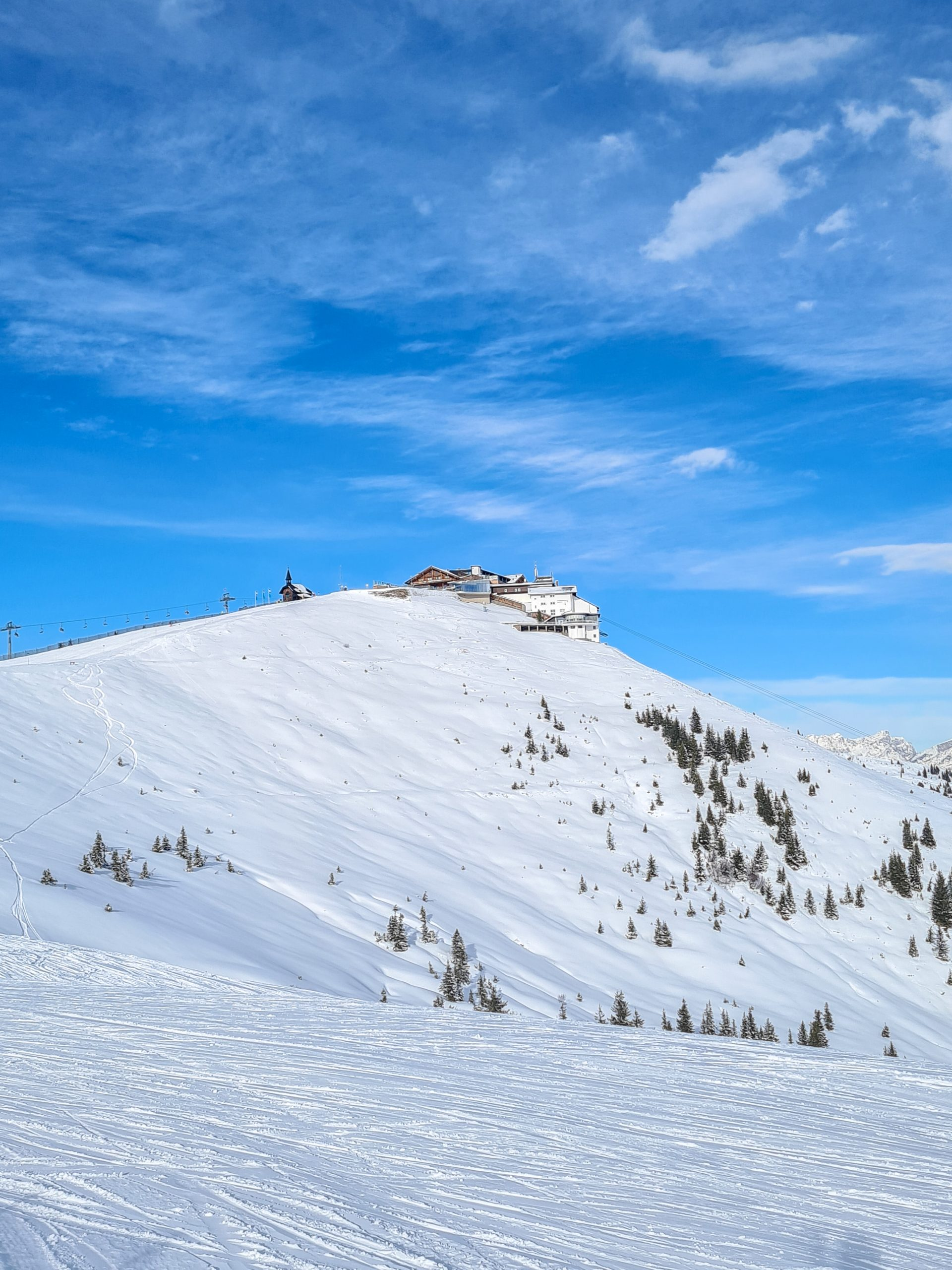 Skiën tijdens de lockdown in Zell am See